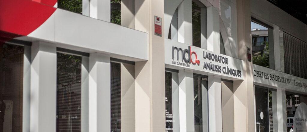 laboratorio duran bellido MDB