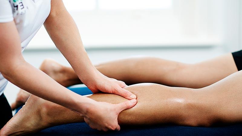 masaje para lesiones deportivas